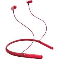 JBL Live 200BT In-Ear Neckband Wireless Headphones, Red,  Red