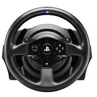 Thrustmaster T300RS PS4 / PS3 Force Feeback Steering Wheel Works with PS5 games