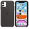 Apple iPhone 11 Silicone Case, Black
