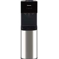 Panasonic SDM-WD3238TG 20L Water Dispenser, Black/Silver