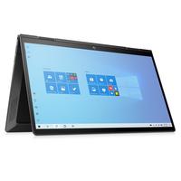 "HP 13-AY0017NE ENVY x360, Ryzen 5-4500U, 8GB RAM, 512GB SSD, 13.3"" FHD Convertible Laptop, Black"