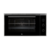 Teka Built-In Electric Multifunction Turbo Oven 90cm HLF 940, 9 cooking functions, Hydroclean