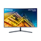 Samsung 32  LU32R590 UHD Curved Monitor