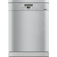 Miele Freestanding Dishwasher G 5000 SC Stainless Steel