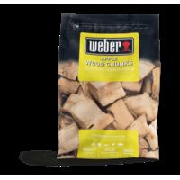 Weber Apple Wood Chunks 1.5kg