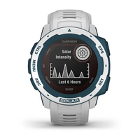 Garmin Instinct Outdoor GPS Watch, Surf Cloudbreak