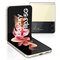 Samsung Galaxy Z Flip 3 Smartphone 5G, 256 GB,  Almond Cream