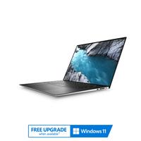 "Dell XPS 15 9510, Core i7-11800H, 32GB RAM, 1TB SSD, Nvidia GeForce RTX 3050Ti 4GB Graphics, 15.6"" FHD Ultrabook, Silver"