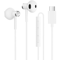 Xiaomi ZBW4434TY Dual Driver Earphones Global Version, White