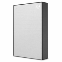 Seagate Backup Plus 4TB External Hard Drive Portable HDD, Silver