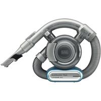 Black & Decker 14.4V 1.5Ah Li-Ion Flexi Auto Dustbuster Handheld Cordless Vacuum with Pet Tool for Home & Car, Blue/Grey - PD1420LP-GB