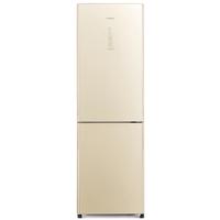 Hitachi RBG410PUK6XGBE 410L Bottom Freezer Refrigerator, Beige