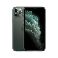 أبل أيفون Apple iPhone  4G LTE الهاتف الذكي ابل ايفون 11 برو,  Midnight Green, 64 جيجابايت
