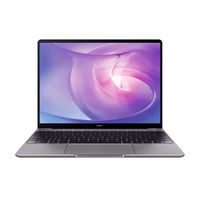 Huawei MateBook 13 i7 8GB, 512GB 2GB NVIDIA GeForce MX150 Graphic 13
