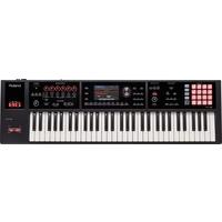 Roland FA-06 Synthesizer Music Workstation, Black