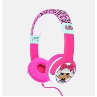 OTL On Ear Diva Pink Kids Headphones