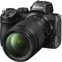 Nikon Z5 Mirrorless Digital Camera with 24-200mm Lens