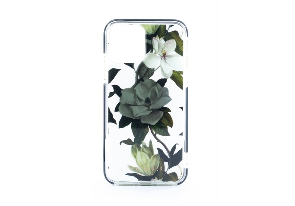 Ted Baker Opal Anti Shock Clear Case for iPhone 11, Opal