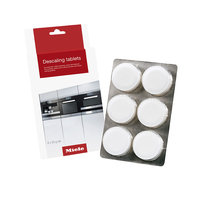 Miele Descaling Tablets for Coffee Machines, 6 pcs