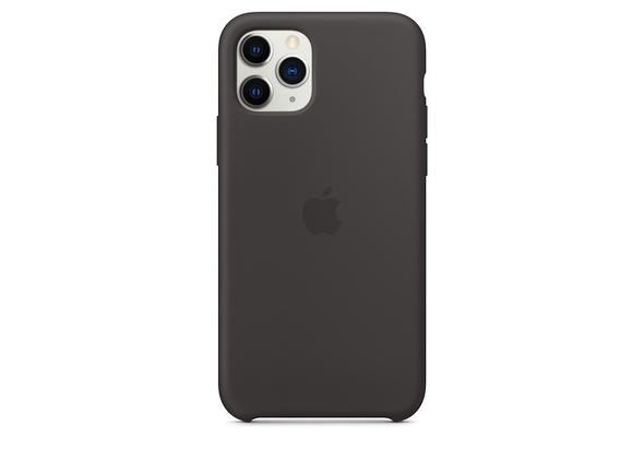 Apple iPhone 11 Pro Silicone Case, Black