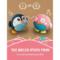 Planet Buddies Olive the Owl Bluetooth Speaker