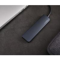 MIPOW SPUH03-GR 5 in 1 Type-C USB Hub
