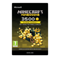 Minecraft Minecoins $19.99 3500 Coins