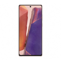 Samsung Galaxy Note 20 Smartphone LTE, Mystic Bronze, 256 GB