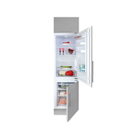 Teka Built-In Fridge 275 Liter CI3 330NF, 4* Freezer, Antibacterial, 193 Liters Fridge+ 69 Liters Freeze
