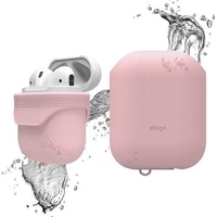 Elago Waterproof Case for Apple Airpods,  Lovely Pink