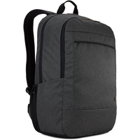 "Case Logic Era 15.6"" Laptop Backpack, Obsidian"