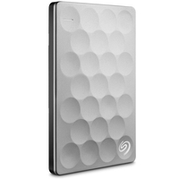 Seagate Backup Plus Ultra Slim 2TB Portable Drive