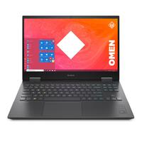 "HP 15-EN1002NE Omen Gaming, Ryzen 9-5900HX, 16GB RAM, 1TB SSD, Nvidia GeForce RTX 3070 8GB Graphics, 15.6"" QHD Gaming Laptop, Black"