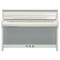 Yamaha CLP-785PWH 88 Keys Digital Piano, Polished White