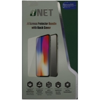 Screen Protector Bundle with Back Cover Samsung S10