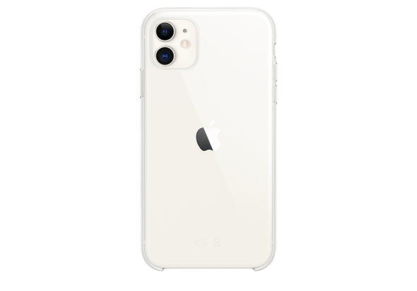 Apple iPhone 11 Clear Case, Clear