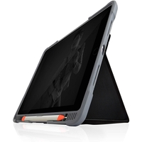 STM-222-236JU-01 Dux Plus Duo iPad 10.2, Black