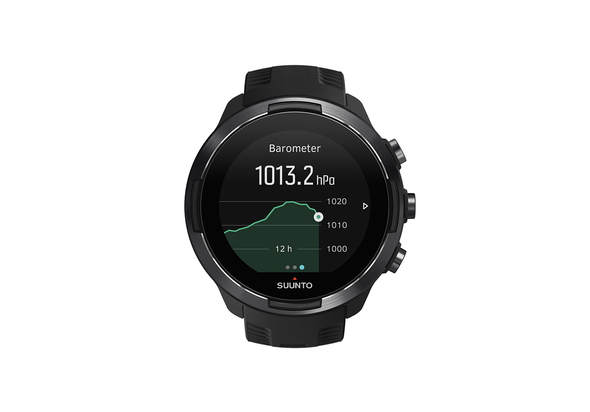 Suunto 9 G1 Fitness Smart Watch, Baro Black