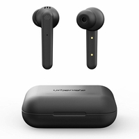 Urbanista Paris Wireless In-Ear Headphones,  Midnight Black