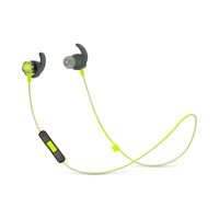 JBL Reflect Mini 2 In-Ear Wireless Sport Headphones,  Green