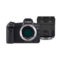 Canon EOS R Mirrorless Digital Camera, with RF 24-105mm F4-7.1 IS STM Lens and RF 50MM F1.8 STM lens