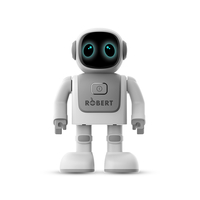 Robert The Robot by Switch App Controlled Robot & Wireless Speaker
