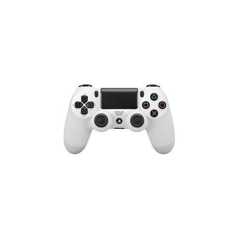 Sony PS4 DualShock 4 Wireless Controller (White)