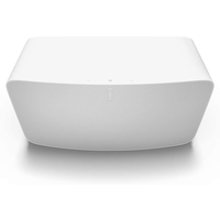 SONOS Five - The High-Fidelity Speaker for Superior Sound,  White