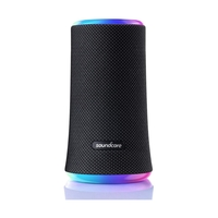 Anker Soundcore Flare 2 Bluetooth Speaker, Black