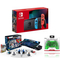 Nintendo Switch Neon+ Starlink Starter Pack+ Nyko Wireless Core Controller