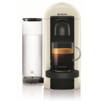 Nespresso Vertuo Plus Coffee Machine, White