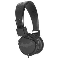 Batman DC0335 The Dark Knight Headphone, Black
