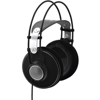 AKG K612PRO Open-Back Over-Ear Premium Reference Studio Headphones