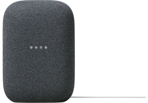 Google Nest Audio Smart Speaker, Charcoal